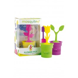 Trendy Flower Pot - Citronella
