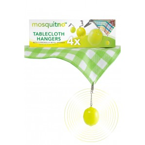 Tablecloth Hangers - Citronella