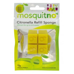 Refill Gom - Citronella